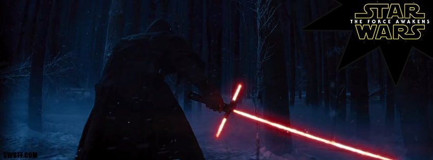 Sith Lord Facebook Cover