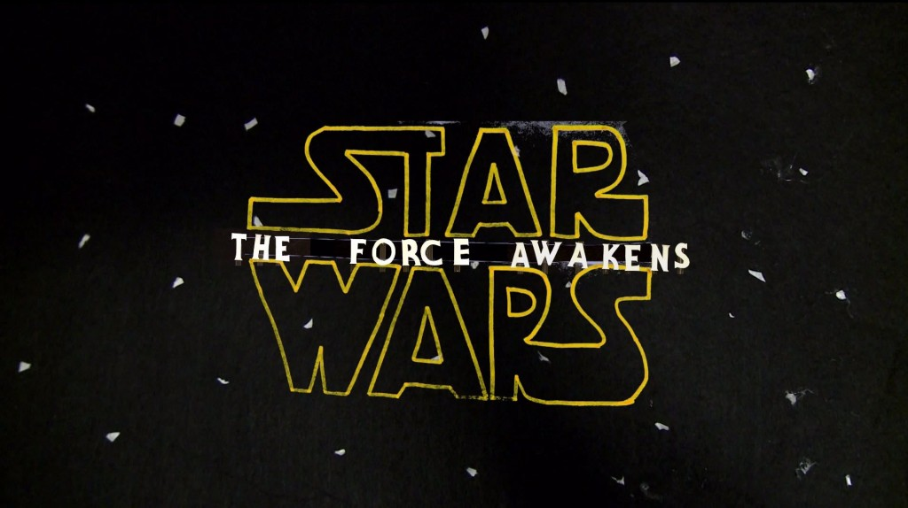 Star Wars Force Awakens Low Budget Trailer