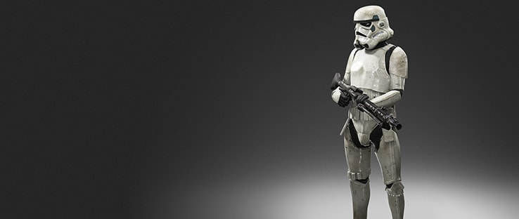 Stormtrooper Player Model