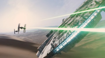 """<span class=""""entry-title-primary"""">The Force Awakens IMAX Scene Update</span> <span class=""""entry-subtitle"""">There are more details on the scene that J.J. Abrams captured for IMAX using 70mm cameras</span>"""