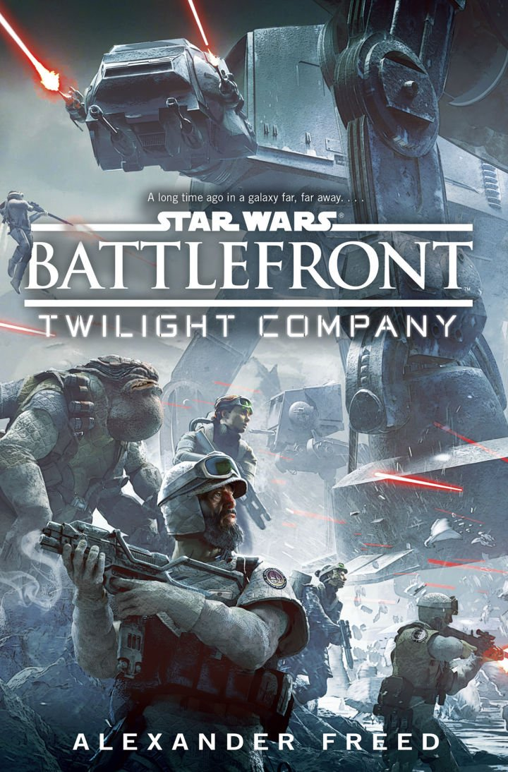 Star Wars Battlefront Twilight Company Cover