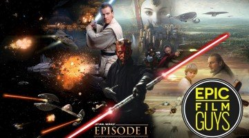 "<span class=""entry-title-primary"">Epic Film Guys Review The Phantom Menace</span> <span class=""entry-subtitle"">Star Wars Episode 1: OH, WHAT MIGHT HAVE BEEN</span>"