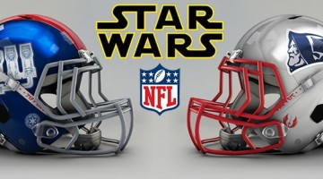 "<span class=""entry-title-primary"">Star Wars Football Helmets For Sunday Kickoff</span> <span class=""entry-subtitle"">Creative NFL Football helmets that are designed for a different kind of league</span>"