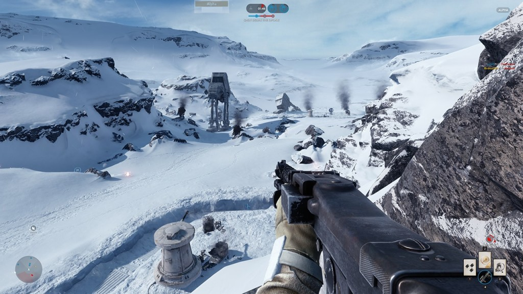 Battlefront Walker Assault Game Mode