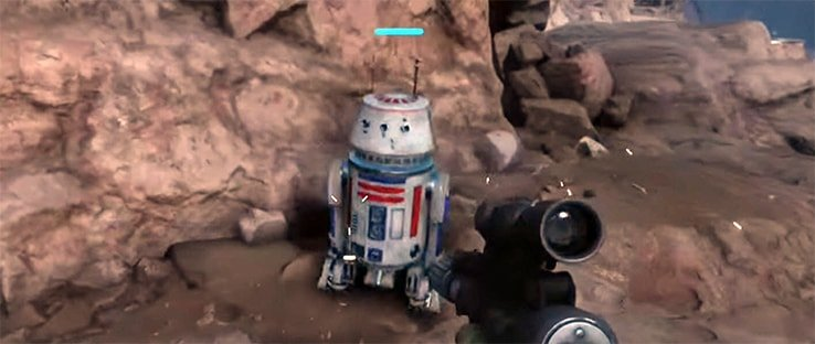 Battlefront R5-D4 Droid Power Up