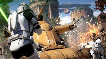 Battlefront 2 Alpha Test Starts Today