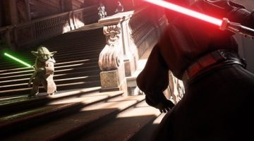 "<span class=""entry-title-primary"">Gameplay Trailer Showcases Some Expected Heroes in Next Battlefront</span> <span class=""entry-subtitle"">The Battlefront 2 gameplay Trailer gives us a taste of some of the heroes and villains coming up in the next release by Electronic Arts</span>"