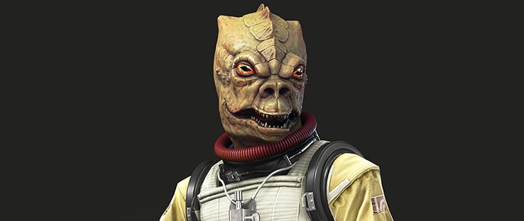 Bossk Hero in Battlefront