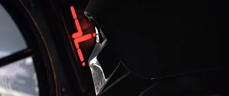 Darth Vader in Starfighter Assault Game Mode