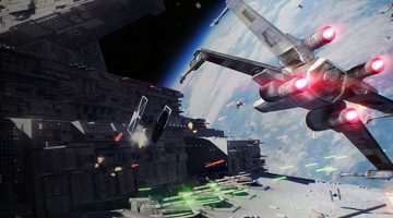 Starfighter Assault Mode for Battlefront