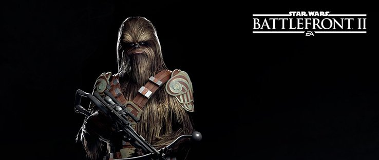 Wookie in Battlefront 2